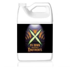 PH Down by x nutrients