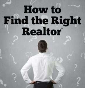 hire a realtor