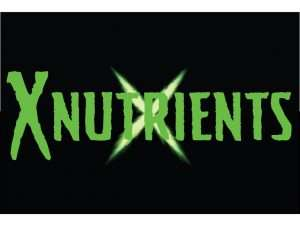 X Nutrients Logo